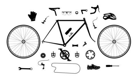 自転車買いました