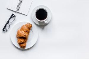 重要な食事=朝食
