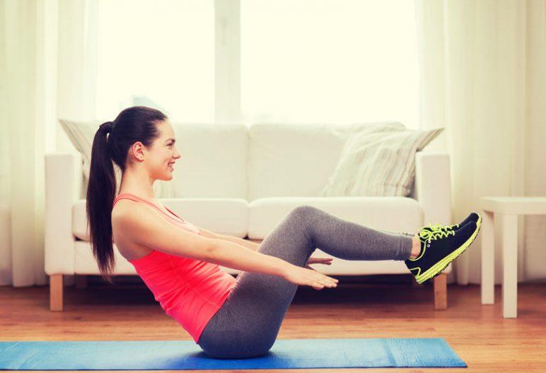 家でもできるダイエットの運動メニューをパーソナルトレーナーがお教えします!