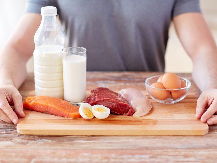 ダイエットの時にはたんぱく質をたくさん摂ろう!たんぱく質の重要性や摂り方について