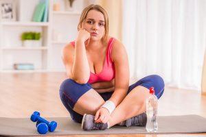 筋トレだけでは痩せないし、太ることもありません!ダイエットの時に筋トレをする理由とは?