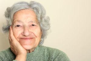 おばあちゃんにプロテイン
