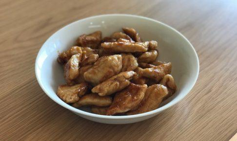 ダイエットレシピ|鶏胸肉の生姜焼き