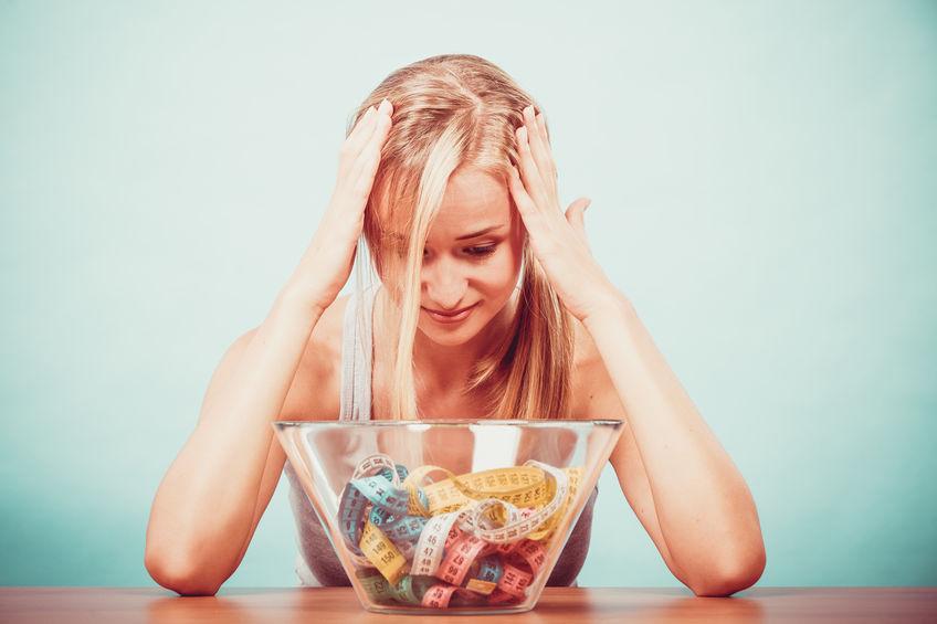 ダイエットしてるのに痩せない!痩せない理由と対策について解説します