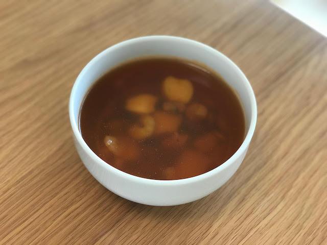 ダイエットレシピ|ちょい辛シーフードスープ
